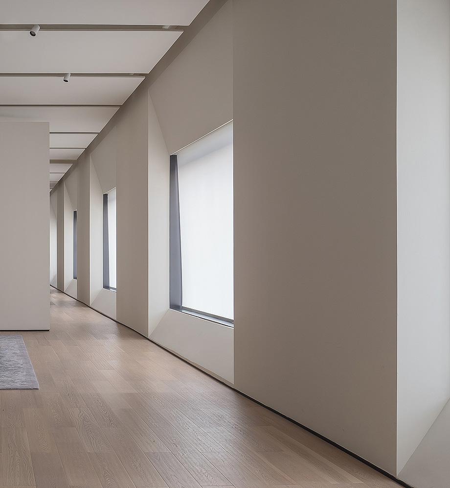Estilo costero en Girona Interior de apartamento, Diseño