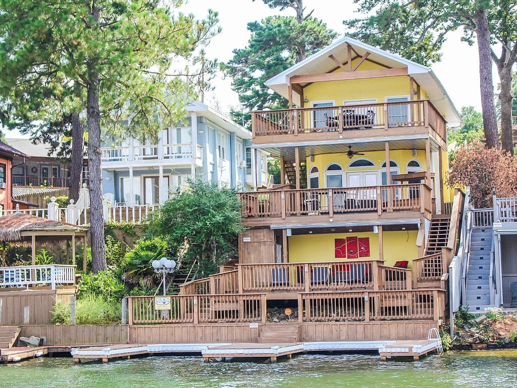 lake hamilton boat slip rental