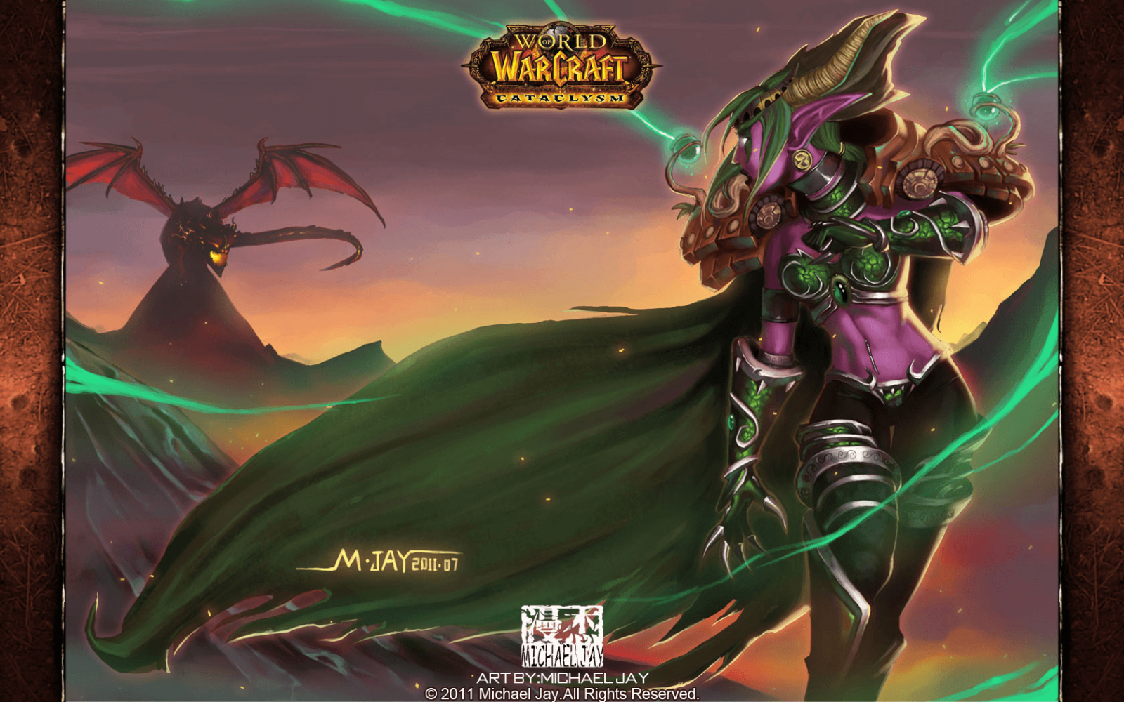 Ysera Vs Deathwing  Hearthstone Card Stories Pinterest