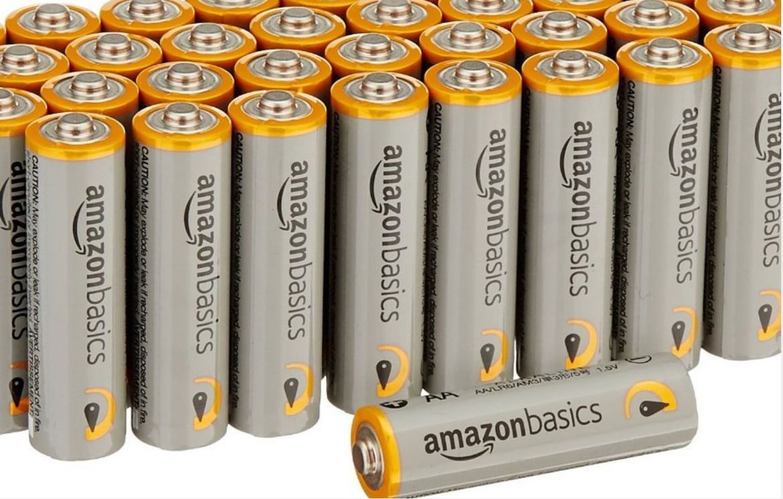 The 5 Best Amazonbasics Products Alkaline Battery Batteries Battery Hacks