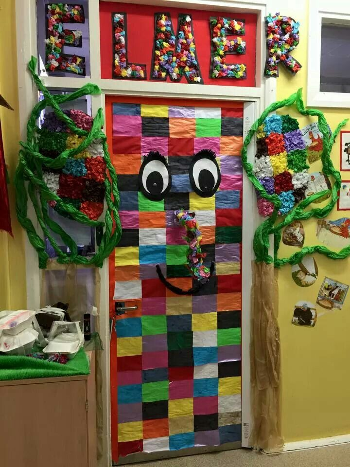 Book Cover Decoration Ideas Kids : Some creative school decorating classroom doors as book