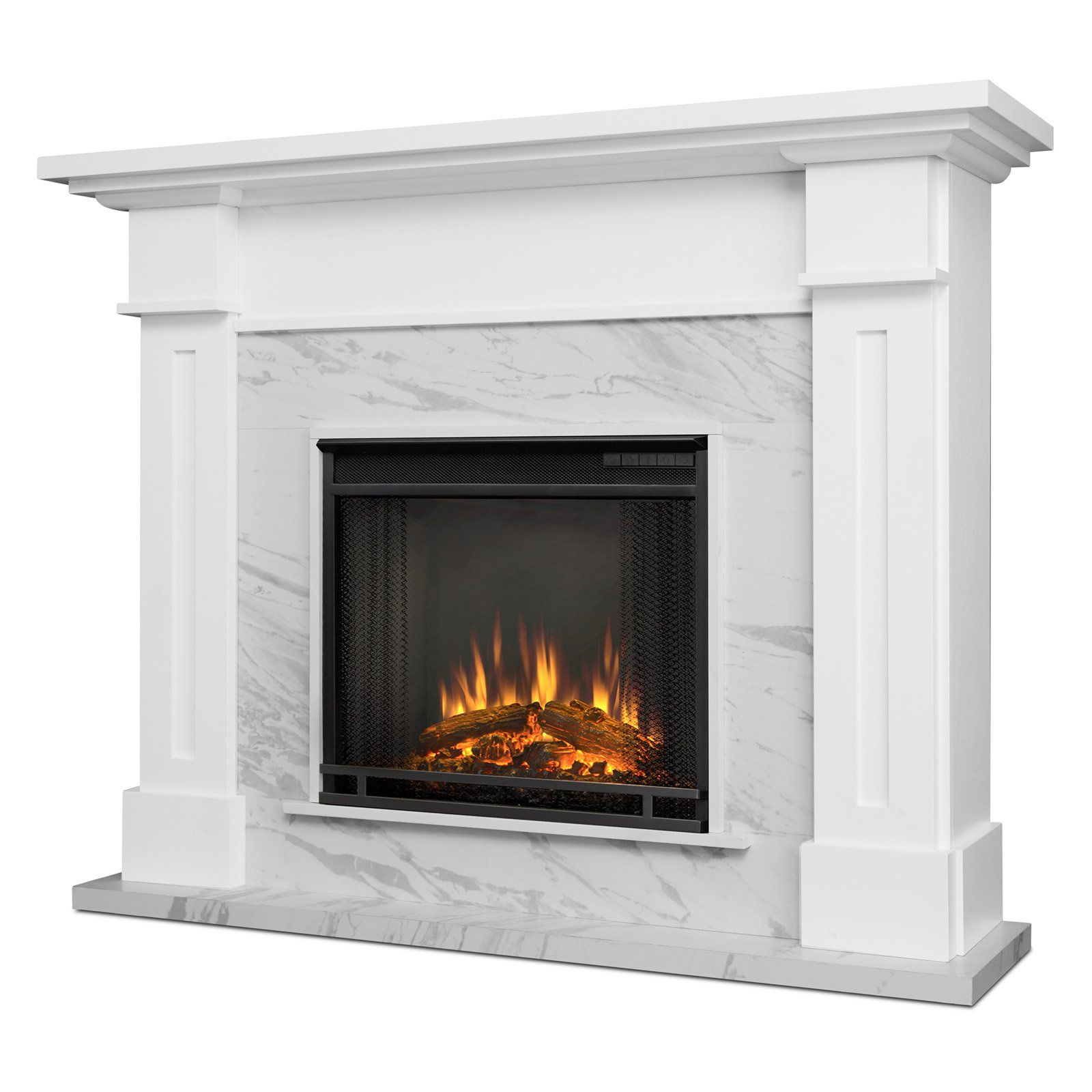 Real Flame Kipling Electric Fireplace In 2020 Indoor Electric
