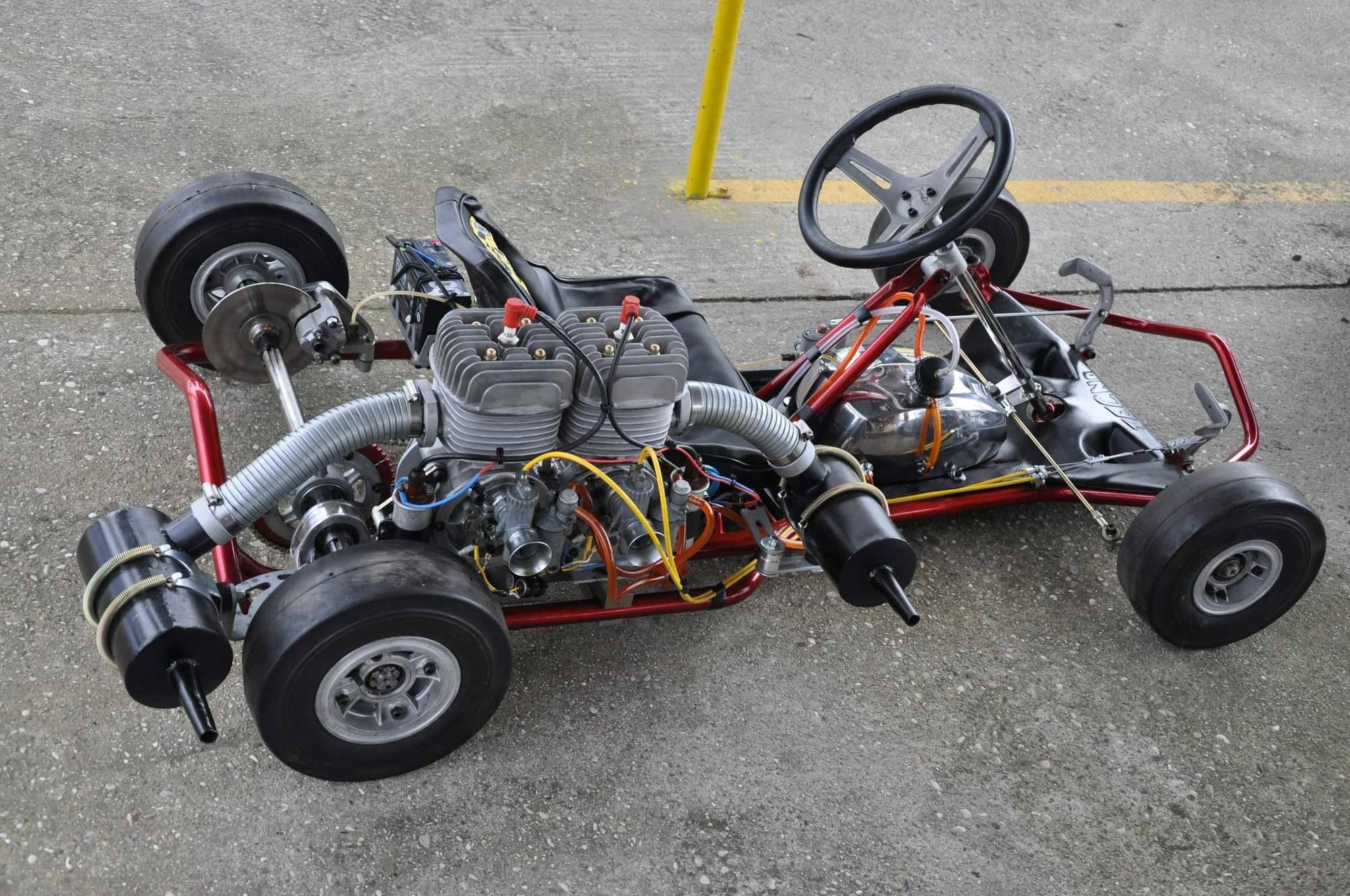 VINTAGE Racing Go Karts - Page 21   KARTING   Pinterest   21st ...