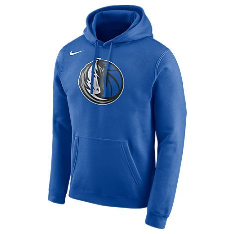 Blue Adidas NBA Men/'s Dallas Mavericks Tipoff Playbook Pullover Hoodie