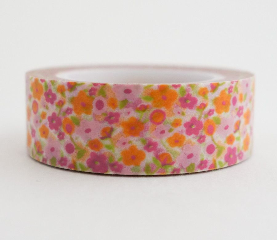 Single roll of washi masking tape with airmail stamps pattern. Great for travel journals, scrapbooking, gift wrapping, decorating cards and envelopes and more! Add a little dash of cuteness to any cra
