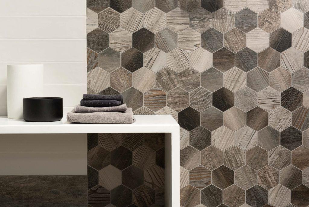 ideakaty robertson on walls  wood look tile tile