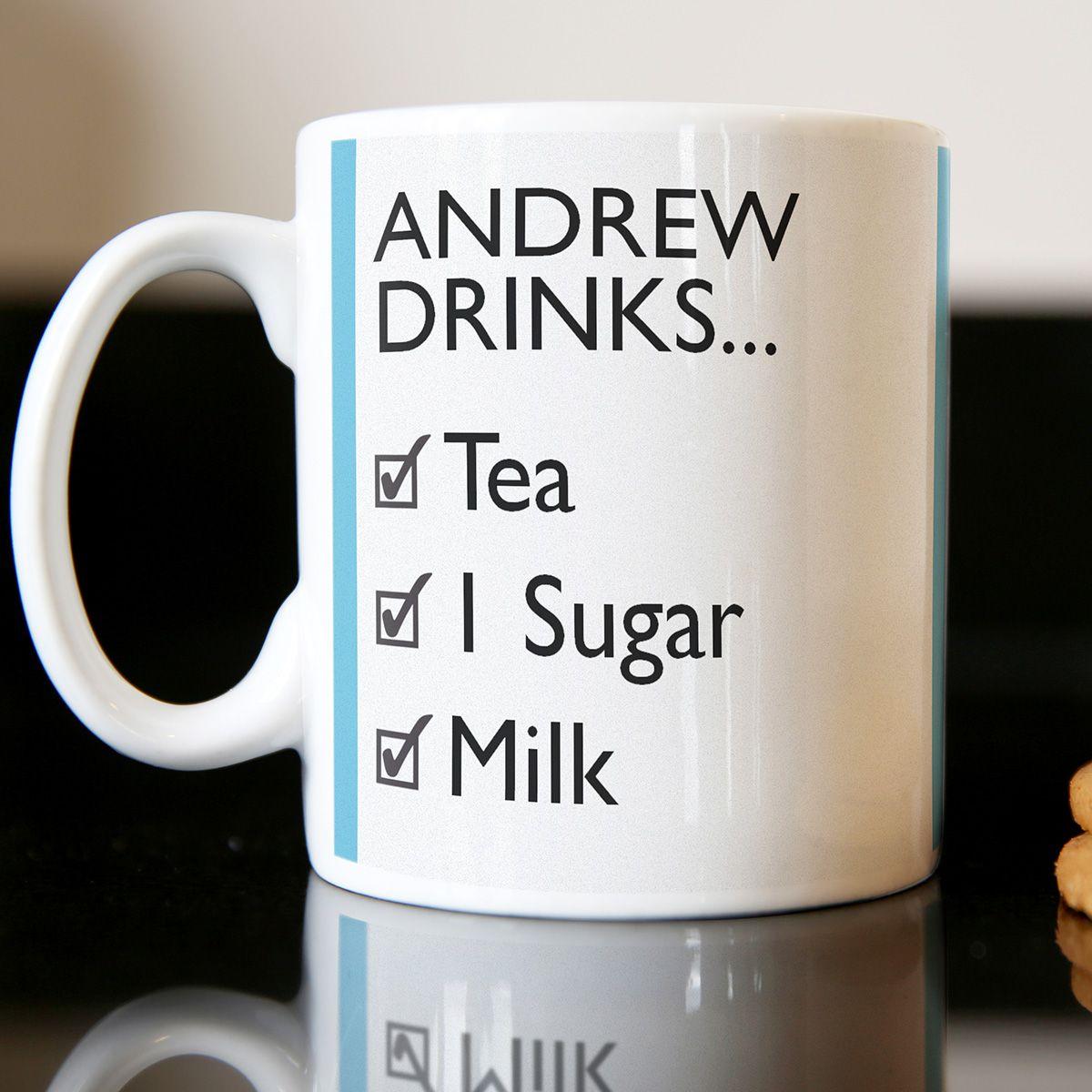 Photo Upload Mug