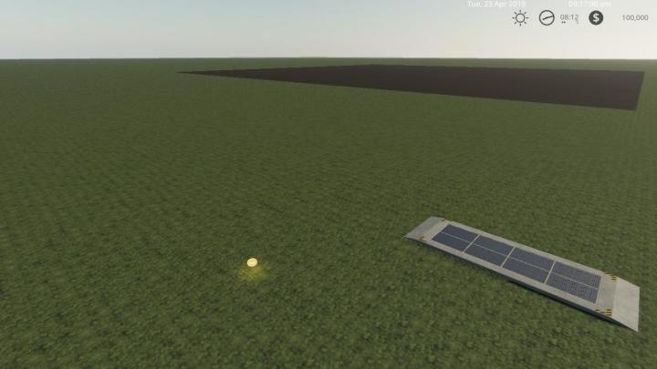 FS19 - Blank Starter Map Multi Fruit 4X V1 Download | Game Mods