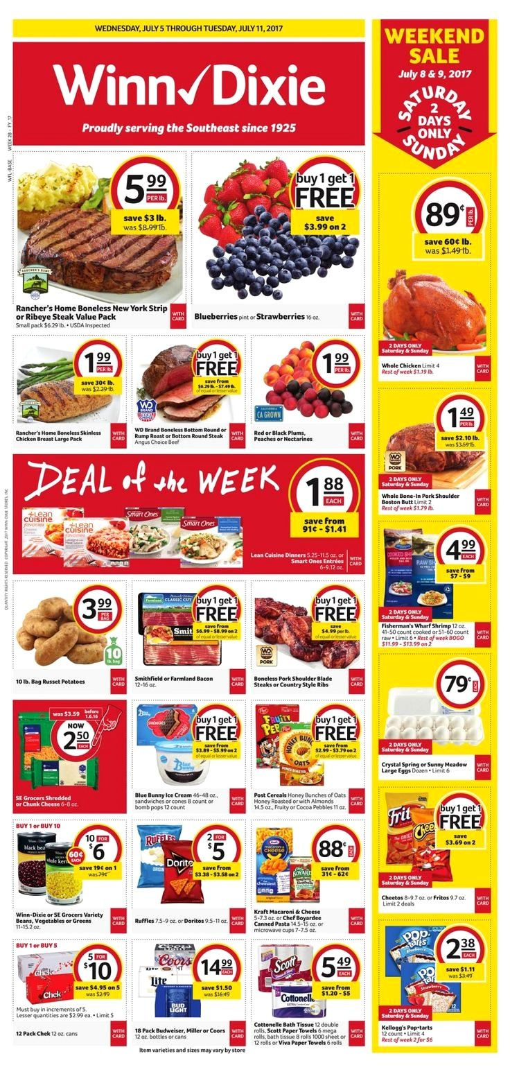 Erie county farms weekly ad ideas