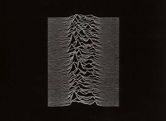 "Joy Division's ""Unknown Pleasures"" Album Cover Explained by Peter Saville"