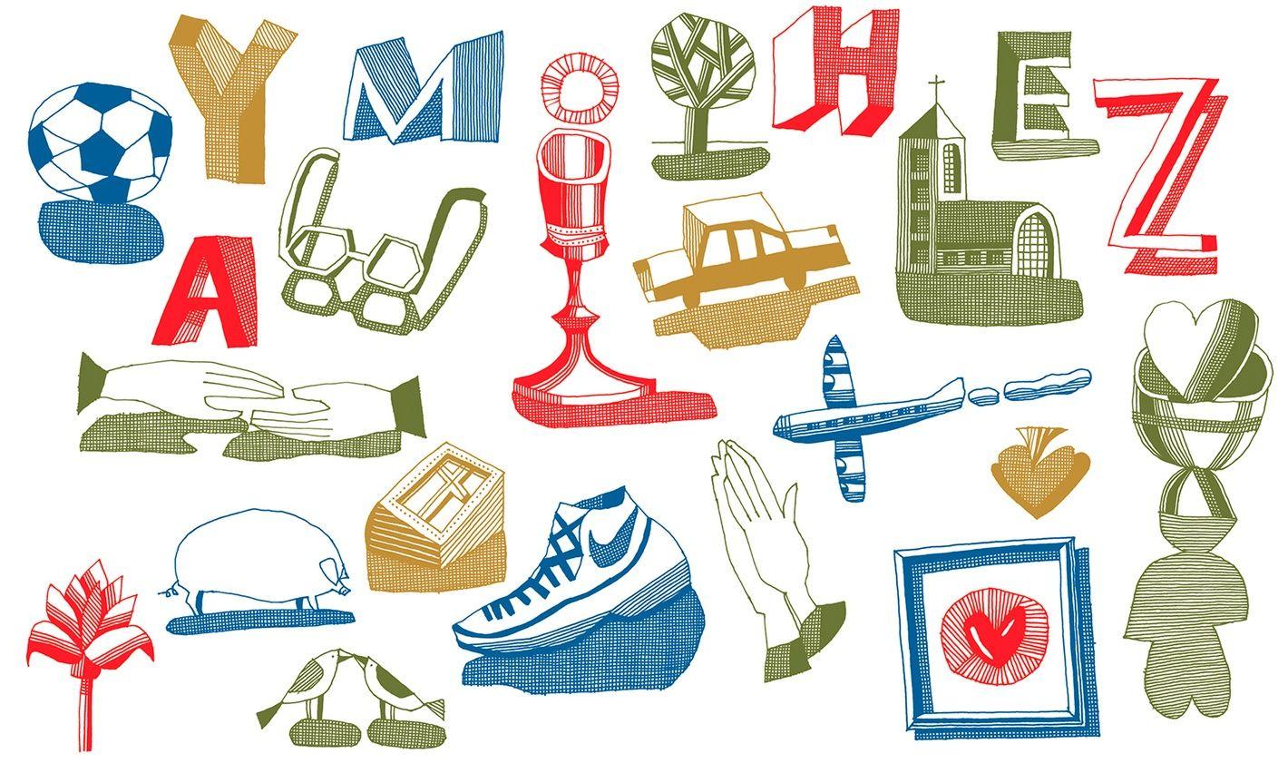 Workbooks workbook com : CR 34 Small illustrations La Vie (Sister Emmanuelle) - Christian ...