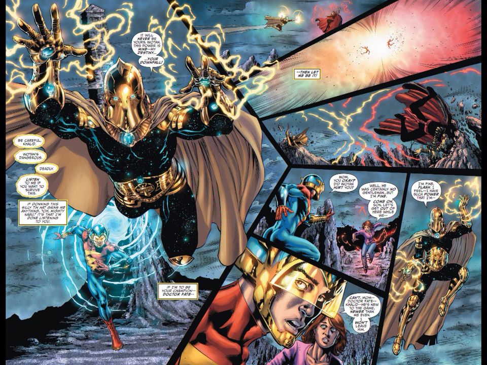 Doctor Fate