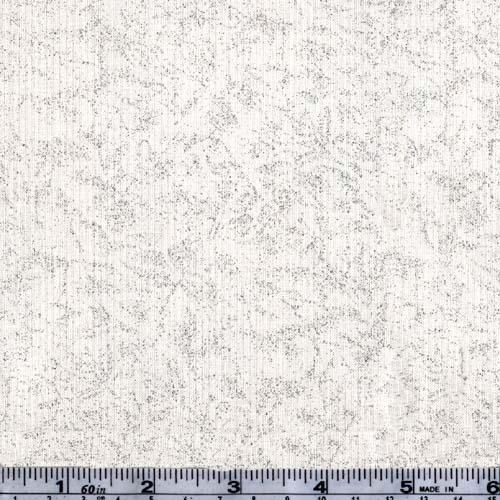 Michael Miller Snow Fairy Frost Fabric by The Yard,
