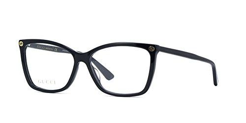 688515d76d Gucci - GG0025O-001 Optical Frame ACETATE in 2018