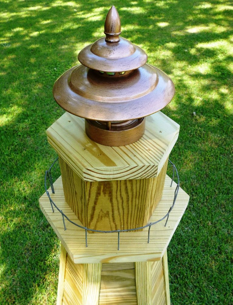 how to build a lighthouse Google Search Gardening Pinterest