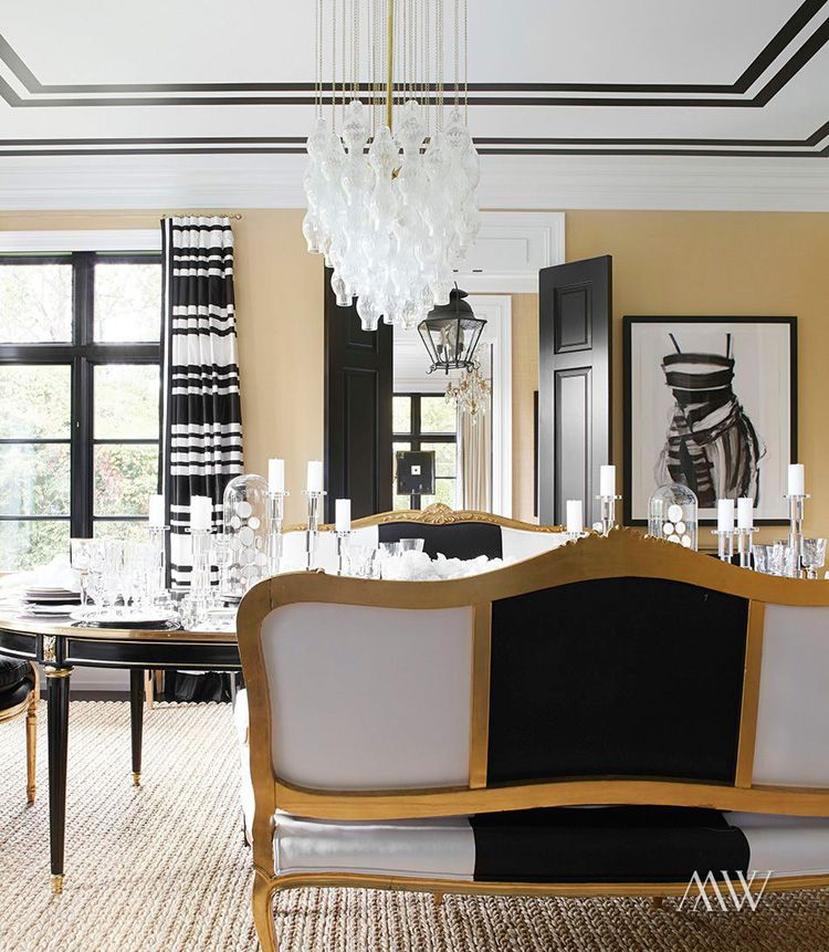 Recover The Two Vintage Sofas And Use With Dining Table  Global Amazing Dining Room Furnitures Decorating Design