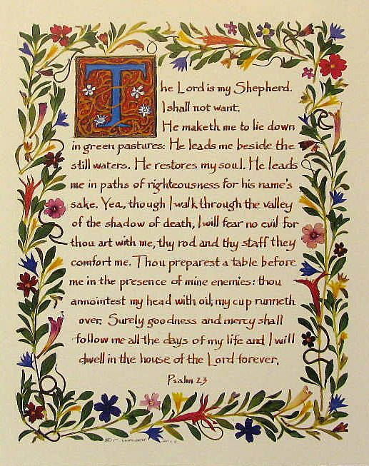 Illuminated Verses