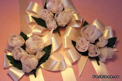 Браслеты для подружек невесты своими руками, пошаговые 17