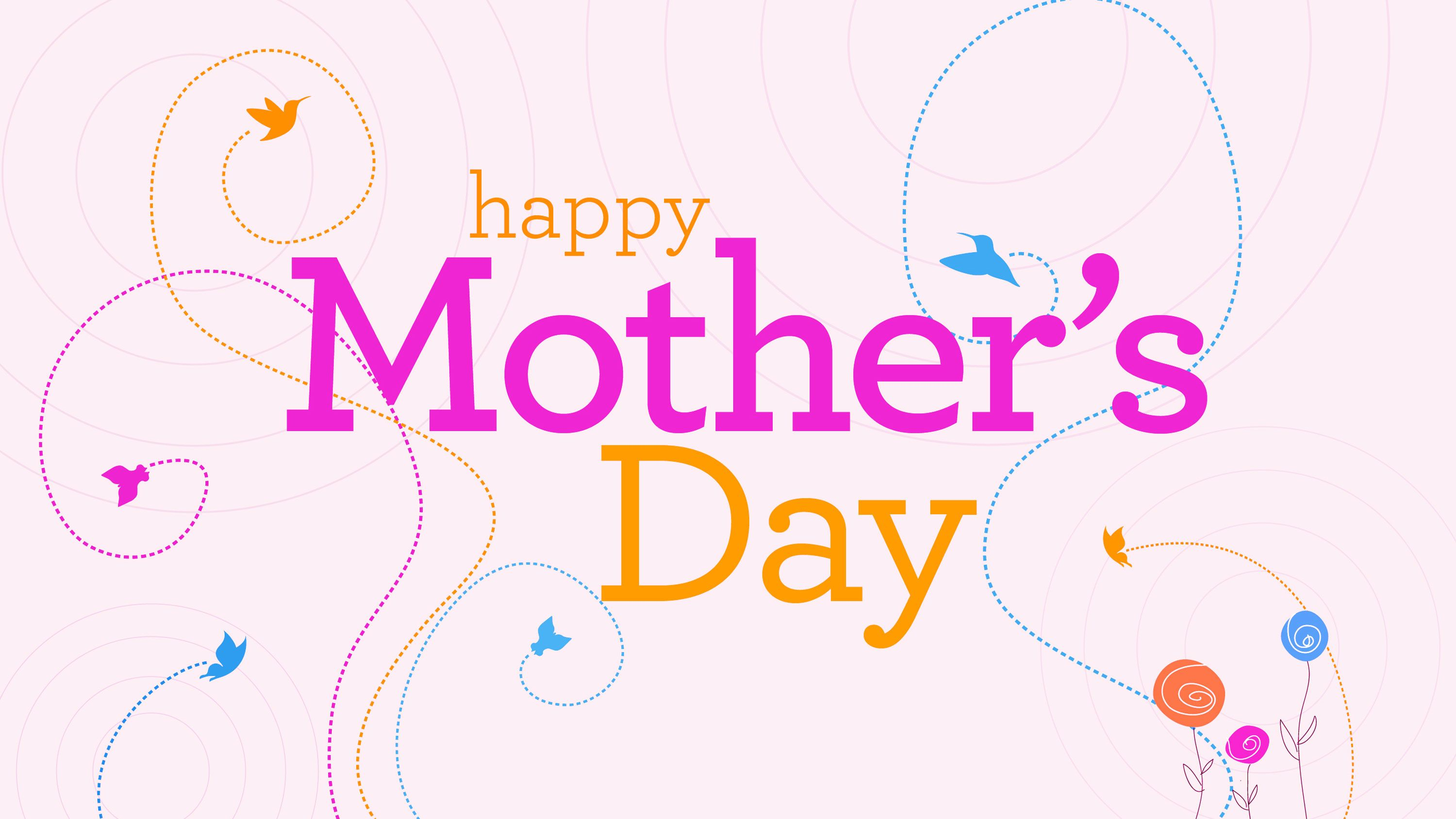 Mother's Day 2020 HD Images Thanks Your Mother For