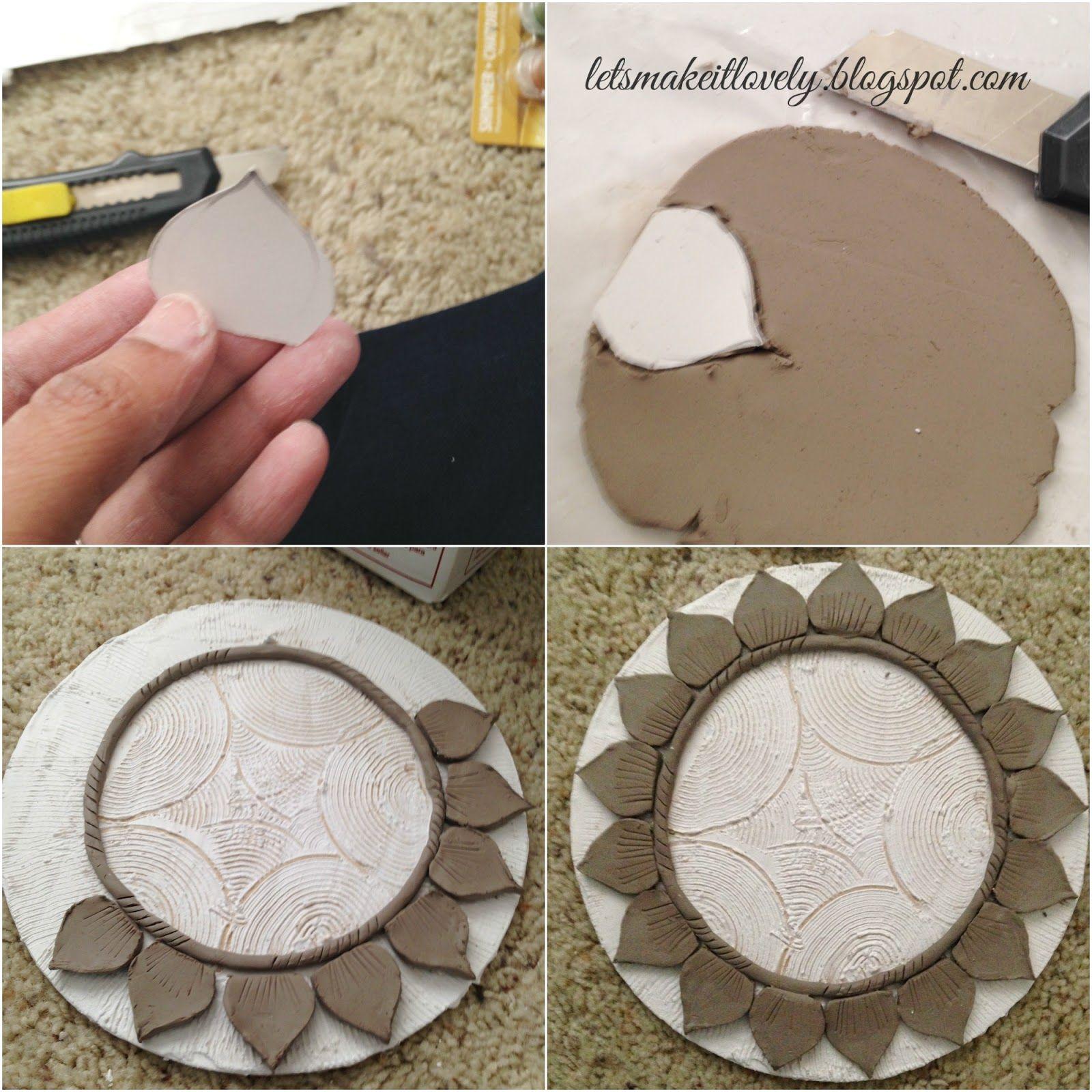 Pin By Smita On Murals Ceramic Art Mural Art Clay Crafts
