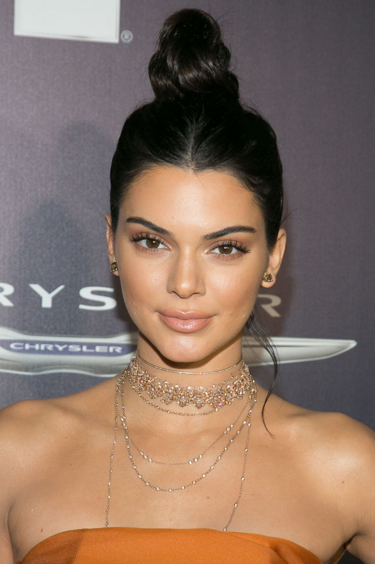 Kendall Jenner attends the Universal, NBC, Focus Features, E! Entertainment  Golden Globes after party 3c36e7da6bc