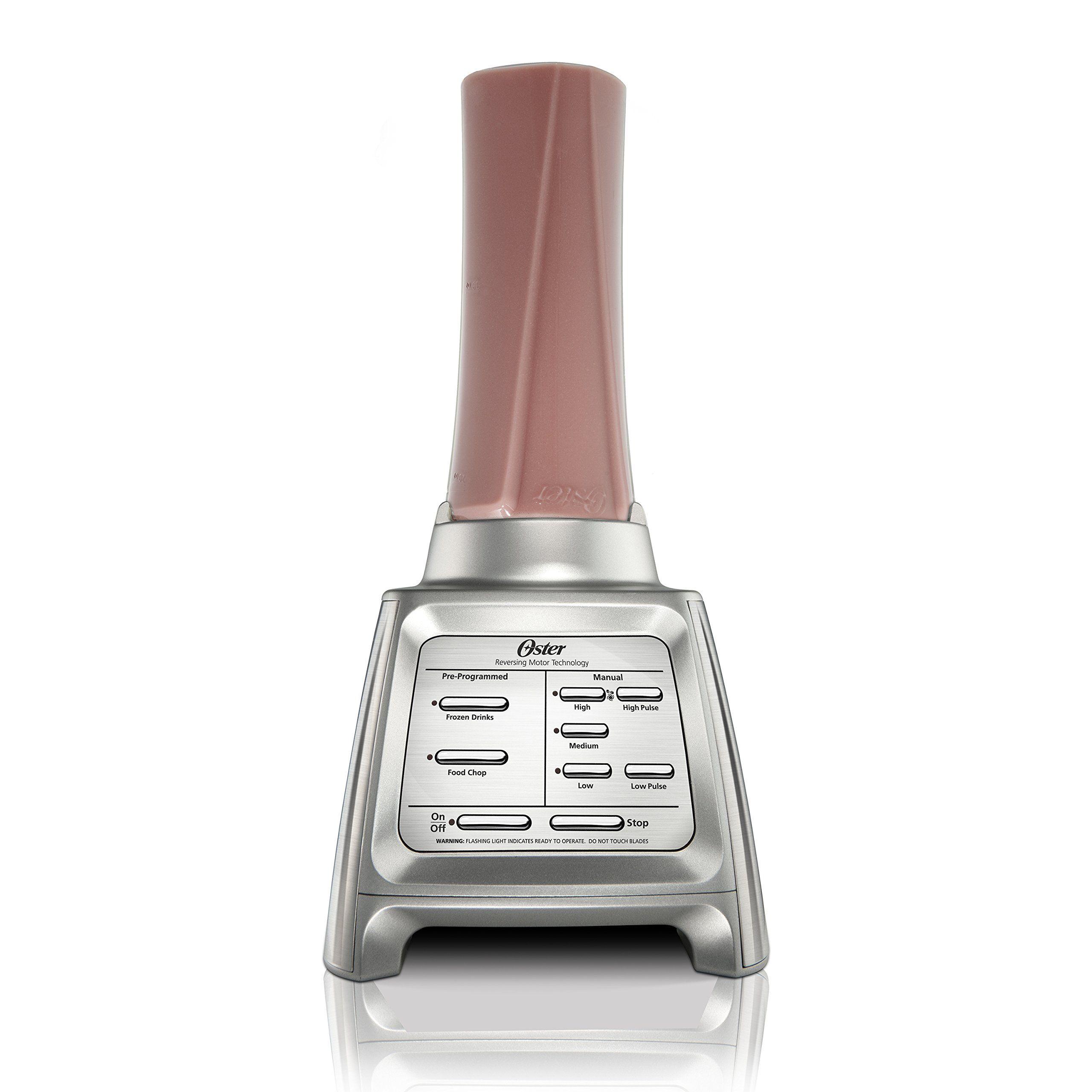 Silver Oster Designed for Life General Blender 13.9 x 10.2 x 8.9 ...