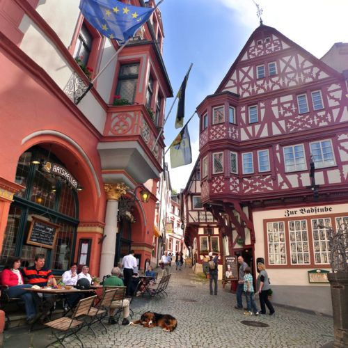 Bernkastel-Kues  - Germany