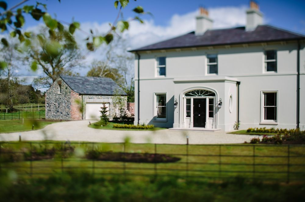 New Home Blends Seamlessly Into Landscape 4 Irish Houses Dream House Exterior House Designs Exterior