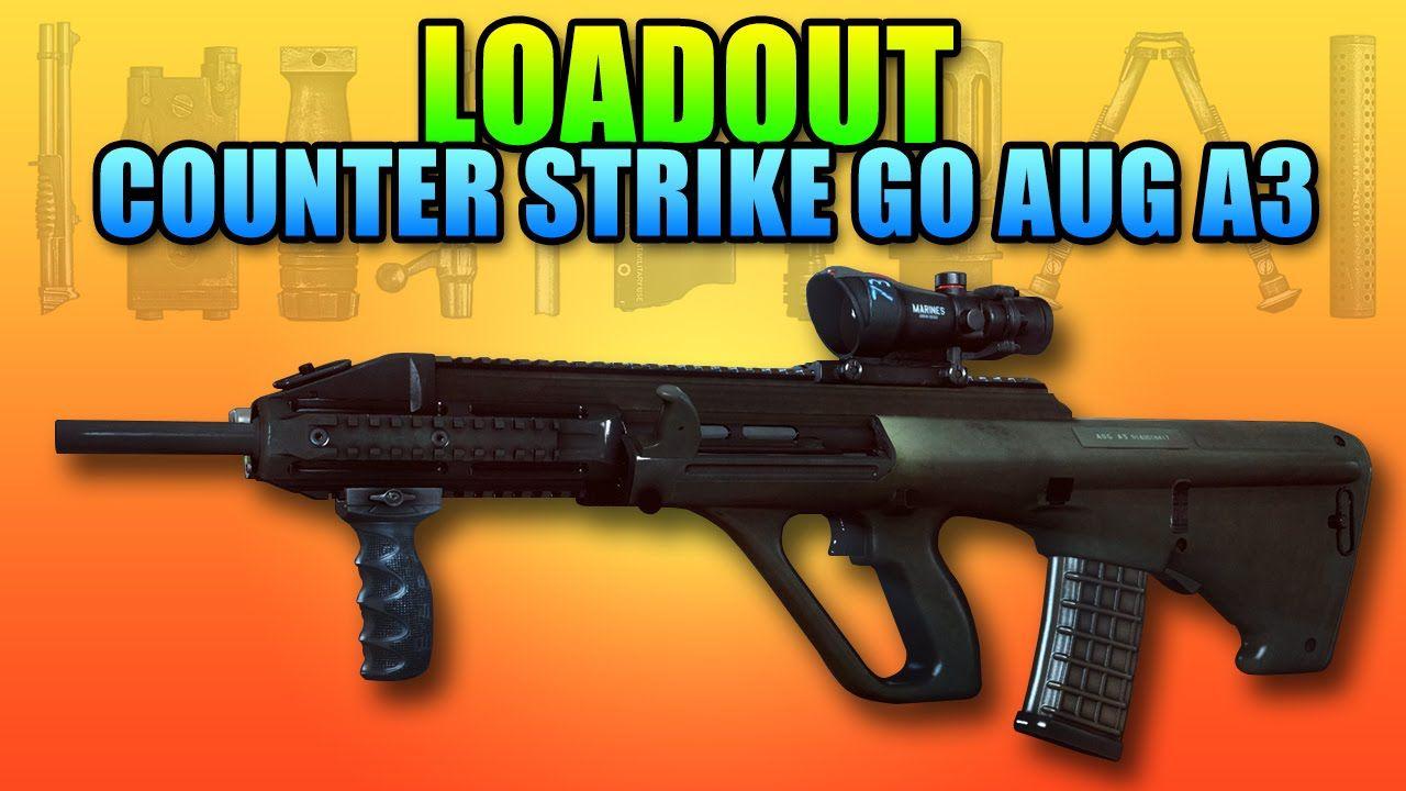 BF4 Loadout Counter Strike AUG A3   Battlefield 4 Assault