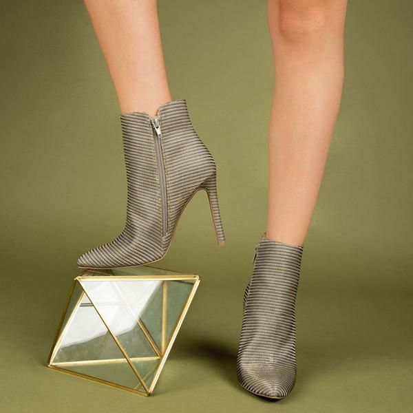 1b5d6494210 Sangria-11A Silver Champagne Glitter Bootie