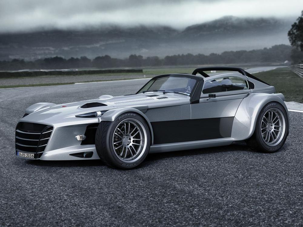 Donkervoort D8 GTO-RS: Puristischer Frischluft-Sportwagen aus Holland