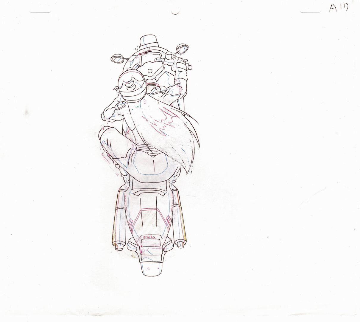 Reiko bike girl