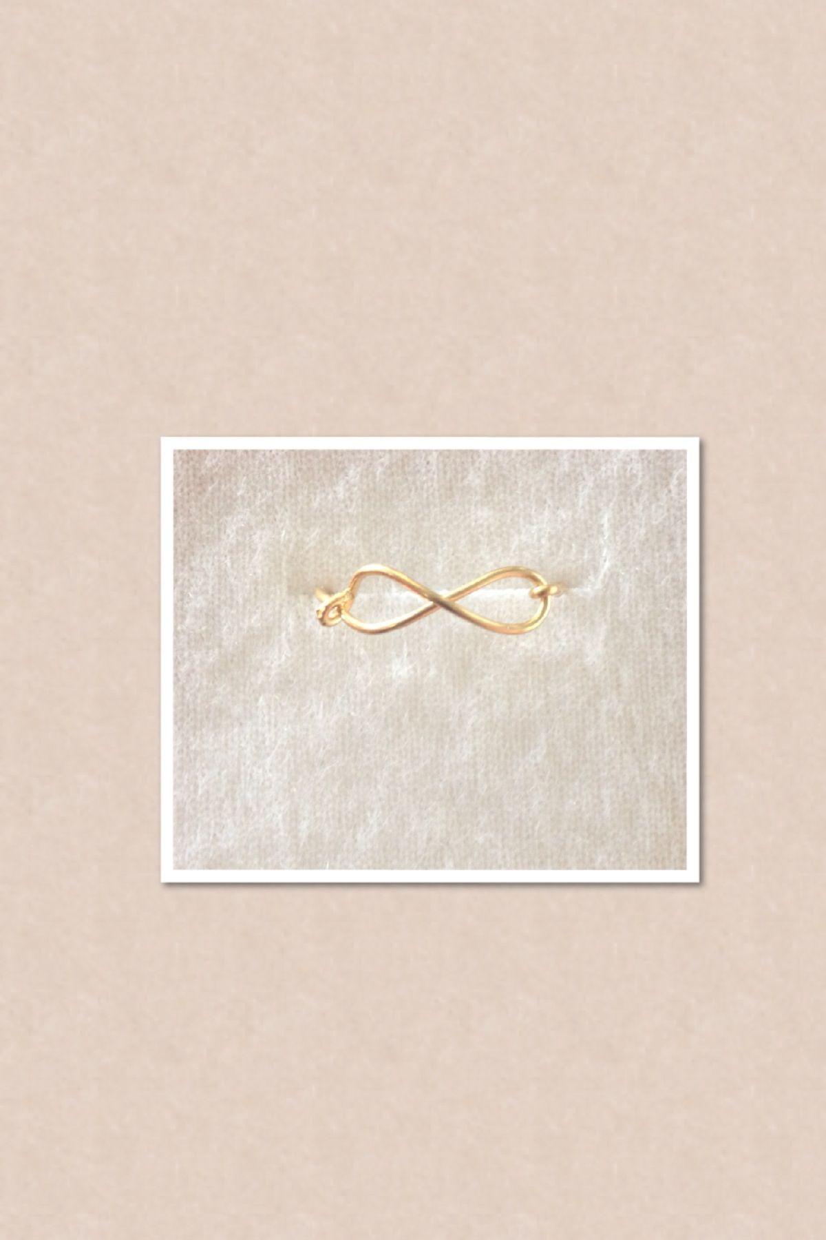anillo infinito $40