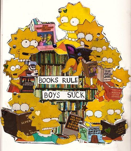 Lisa Simpson Feminist Quotes