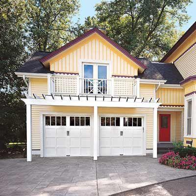 All About Garage Doors Garage Construction Garage