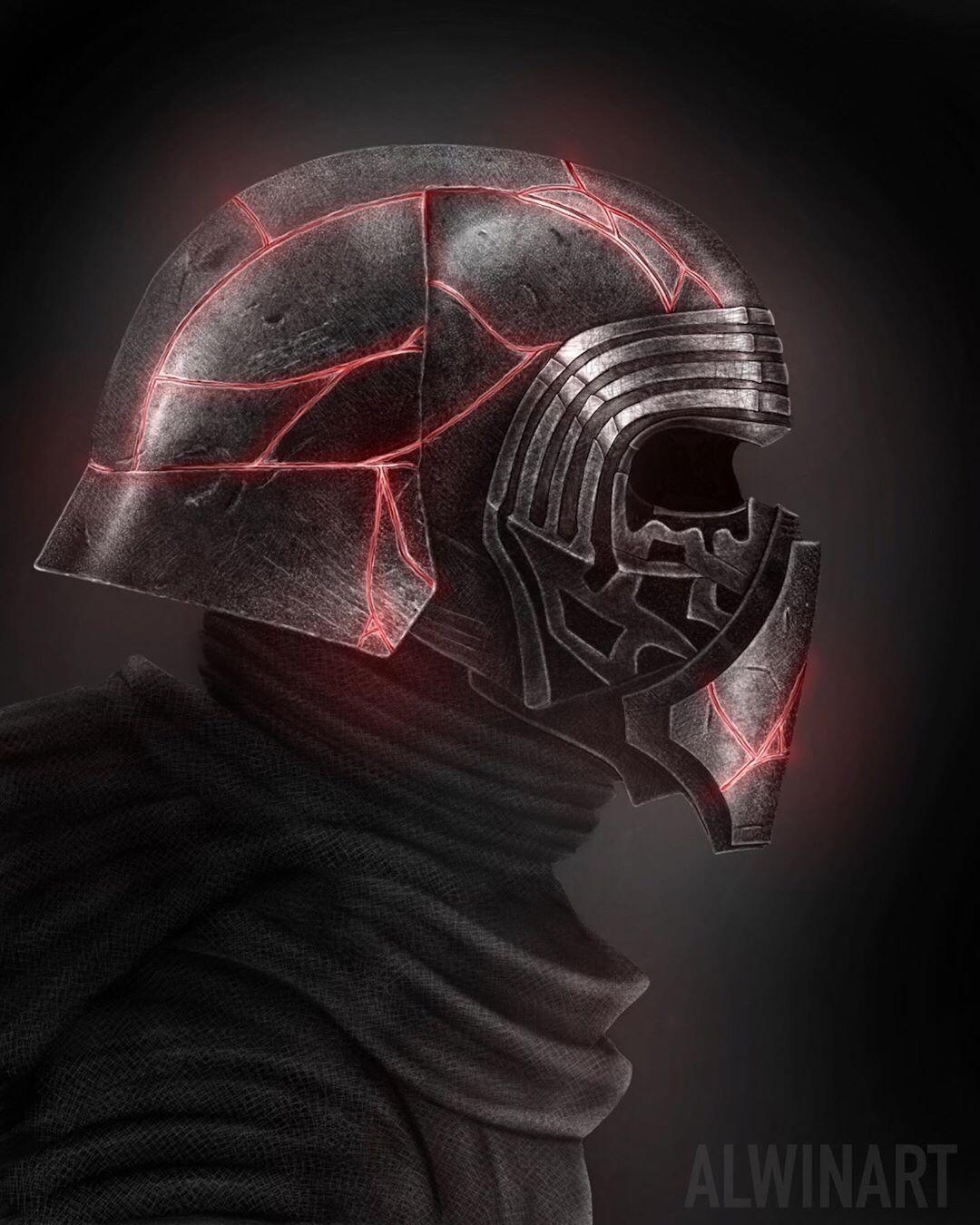 By Alwinart On Instagram Star Wars Art Star Wars Poster Star Wars Artwork