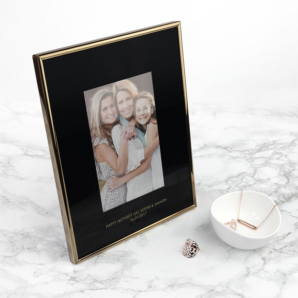 Personalised Statement Photo Frame Personalized Mother S
