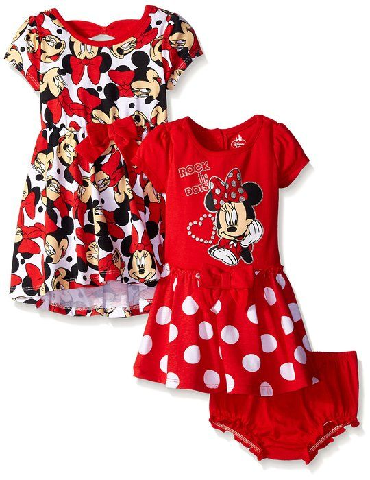 a9244427c Disney Baby-Girls Minnie Mouse Dresses