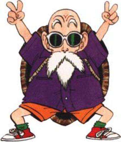 Master Roshi Dragon Ball Z Anime Characters Database Anime Dragon Ball Dragon Ball Dragon Ball Z