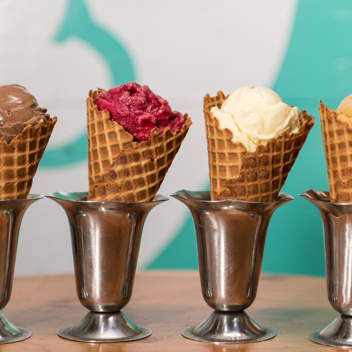 Best Ice Cream Spots in the U.S. Eating ice cream, Best