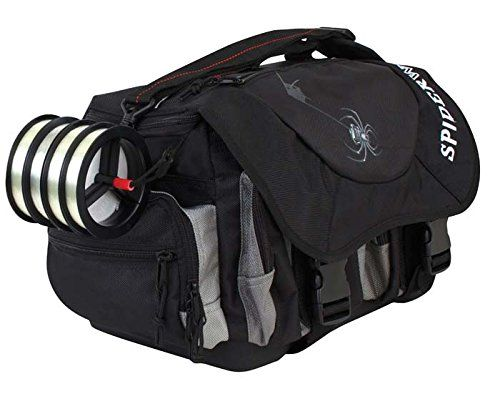 Spiderwire Wolf Tackle Bag Black You can find out more