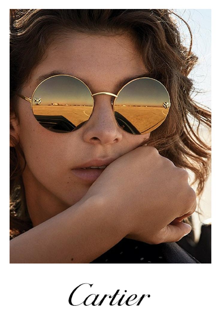 c0f71631ac3104 Cartier - Panthère de Cartier CT0022S - 002 Sunglasses in 2019 ...