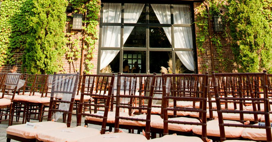 The Foundry in Long Island City, New York. Wedding venue
