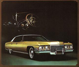 1972 Cadillac Sedan DeVille | by aldenjewell