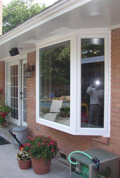 Bay Window Under Deep Eaves Windows Kids Bedroom