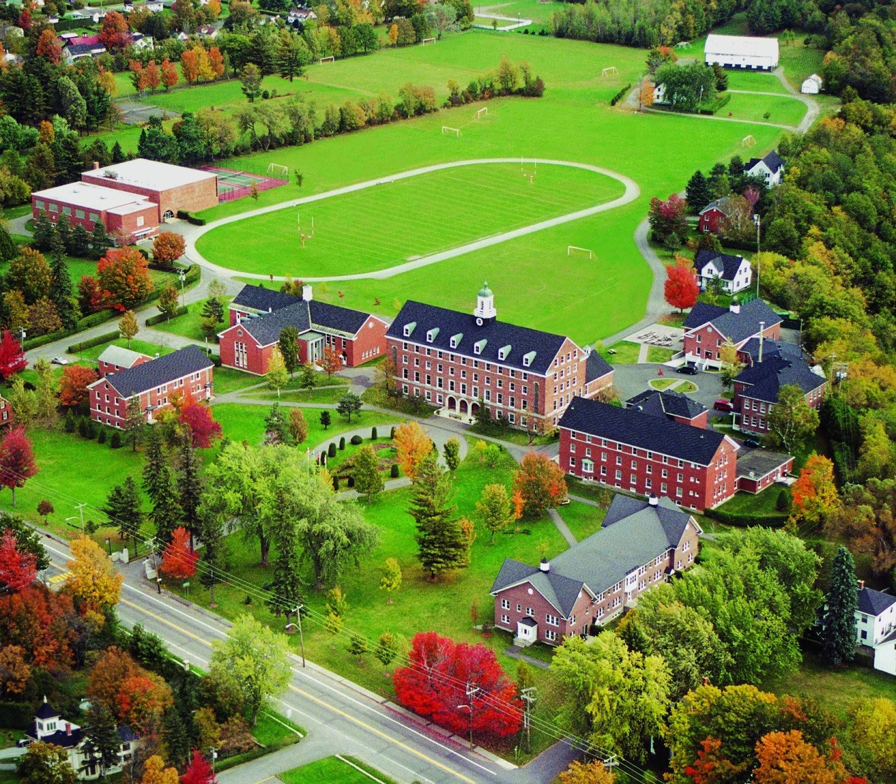 Montreal, Quebec...Stanstead College, my home, literally my home for 1 of the best years of my life