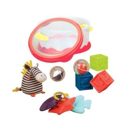 B Est Toys Wee B Ready Zestaw Dla Niemowlat 6758935094 Oficjalne Archiwum Allegro Baby Toddler Toys New Baby Products Indoor Toys