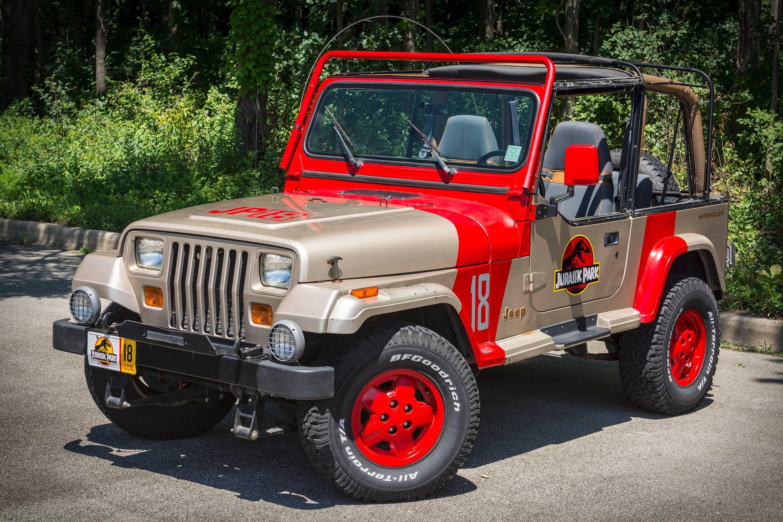 jurassic' jeep produces dinosaur-size enjoyment | jeep wrangler
