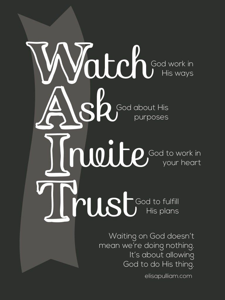 Quotes About Waiting On God 15 Top Posts For How To Trust God  Trust God Trust And Better Life