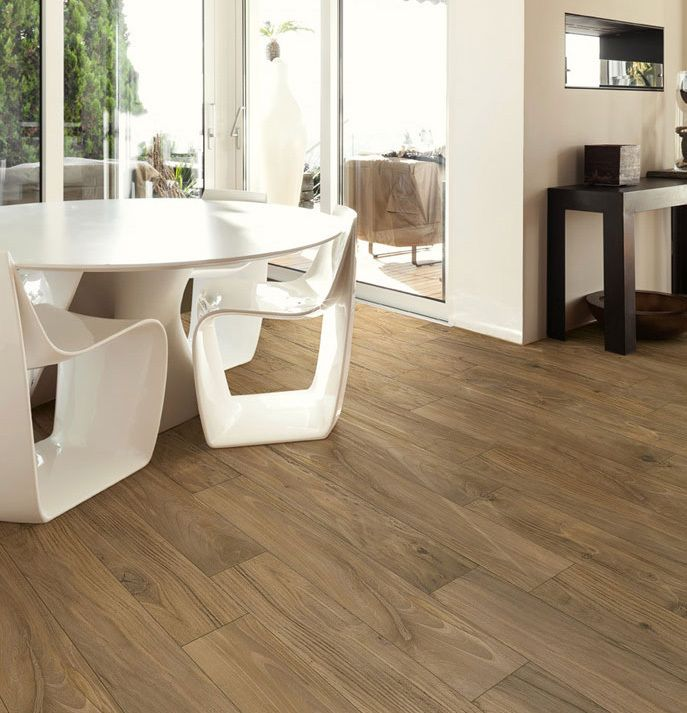 Carrelage imitation parquet highlands brown 15x90 for Carrelage gres cerame imitation bois